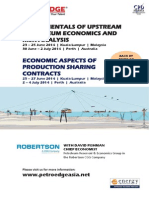 Upstream- Petroleum Economic Aspects