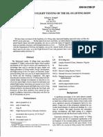 Development of HL-10 Lifting Body
