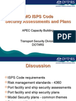 4 IMO ISPS Code - Security Assessments and Plans (1)