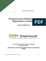2DAM Programacion Multimedia y Dispositivos Moviles