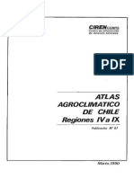 Atlas Agroclimatico de Chile Pc08790