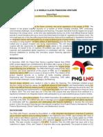 Papa Nuova Guinea Lng Case Study