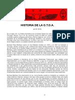 Historia da OTOA.doc