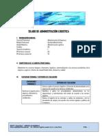 I SEM.-8Silabo Administración Logística