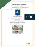 Monografía sobre los usos del grafeno