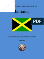 THE PEACE CORPSWELCOMES YOUTO Jamaica August 2015