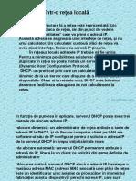 DHCP Intr-o Retea Locala