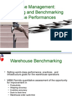 Lec .5 Measuring & Benchmarking Warehouse Performance