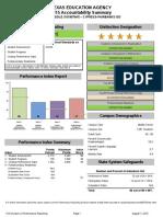 2015 accountability summary