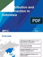 idnog 1 interconetion in indonesia