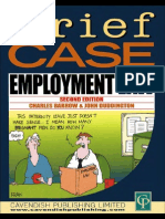 Barrow & Duddin, Charles Barrow, John G Duddington Employment Law (Briefcase) 2000