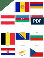 Europske zastave