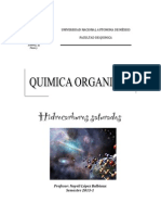 Alcanos para el estudio de química orgánica, una pequeña introducción
