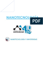 CURSO NANOTECNOLOGÍA