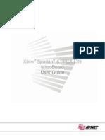 Xilinx Spartan-6 LX9 MicroBoard Rev B2 Hardware User Guide