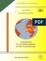 Fuerza Armada Nacional en Situacion de Desastres Poleo 20