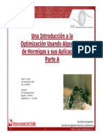 Ants Algorithms Tutorial CIIC2007 Part a (1)