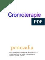Cromoterapie