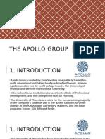The Apollo Group