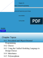 Starting Out With Programming Logic & Design - Chapter14_Object Oriented Programming