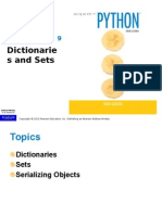 Starting Out With Python - Chapter9_Dictionaries and Sets