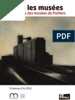 Actualités des Musées de Poitiers 2-2010