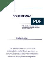 Dislipidemias (1)