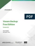 Veeam Backup Free 8