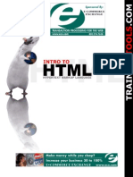 HTML - Learn Everything