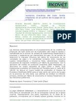 Sistema de pronóstico climático del tizón tardío (Phytophthora infestans) en el cultivo de la papa en la provincia de Villa Clara (Cuba)
