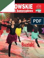 Gorzowskie Wiadomosci Samorzadowe 2009/05