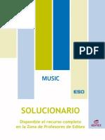 Music English RR Solucionario