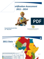 Africa Assessment 2011 to 2014 Strategy-Morocco Presentation 12-5-2014