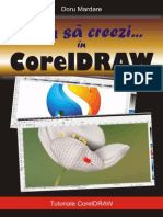 Cum Sa Creezi in CorelDRAW