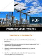 subestaciones eléctricas y protecciones