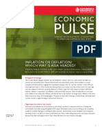 C&W Asia Pacific Economic Pulse Oct09