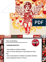 Plano de Marketing Coca-Cola