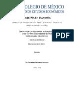 Análisis de la Competencia Neoclasica en los Mercados de Trabajo