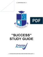 Success Study Guide