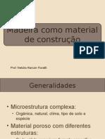 Madeira na construção