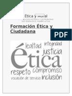 Formación Ética y Ciudadana Bibliografia