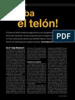 Lectura Arriba El Telon