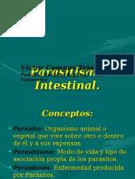 Parasitismo Intestinal 2015