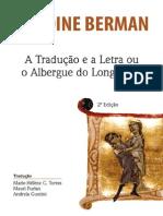 1985-A Tradução e a Letra Ou o Albergue Do Longínquo