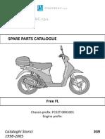 Piaggio Free Spare Parts Catalogue