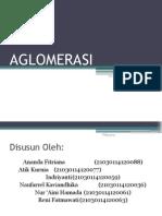 AGLOMERASI