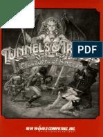 Tunnelstrolls Manual