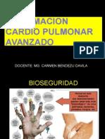 Reanimacion Cardio Pulmonar Avanzado 2014