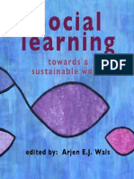 Social learning towards a sustainable world