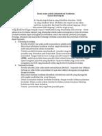 Unsur Pokok Administrasi (Dampak-sasaran)